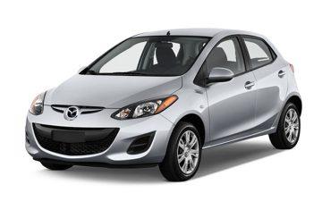 Mazda Demio (or similar)