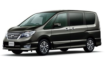 Nissan Serena (or similar)
