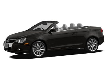 Volkswagen EOS (or similar)