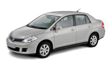 Nissan Tiida (or similar)